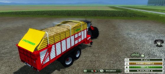 Pottinger Torro 5700 v 3.0