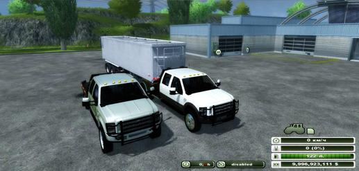 Ford F 350 Pack v 1.0