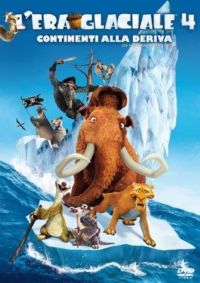 L'era glaciale 4 - Continenti alla deriva (2012).Dvd5 Custom - ITA