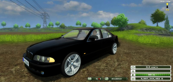 BMW e39 v 1.0 (MoreRealistic)
