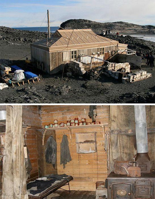 Opuszczone miejsca na Antarktydzie 7