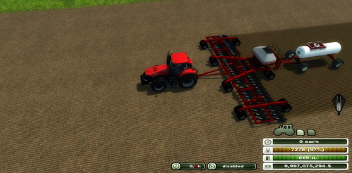 Case Air-Drill 500T & Anhydrous Tank v 2.0