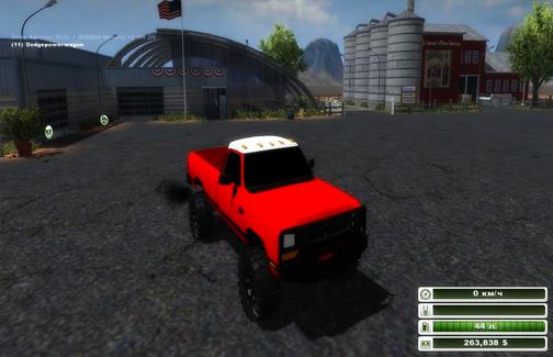 Dodge powerwagon v 1.0