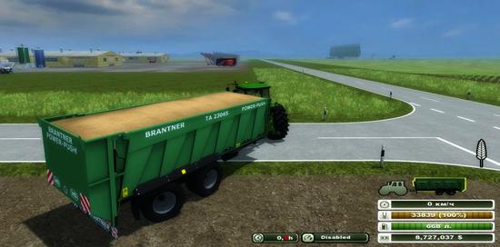 Kroger Agroliner HKD 302 v 5.0 ( MoreRealistic)