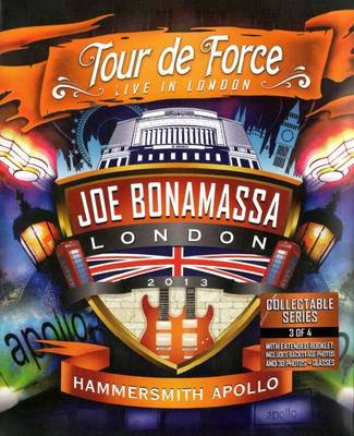 Joe Bonamassa - Tour De Force 2013: Hammersmith Apollo Live In London [2CD] (2014) .mp3 - V0