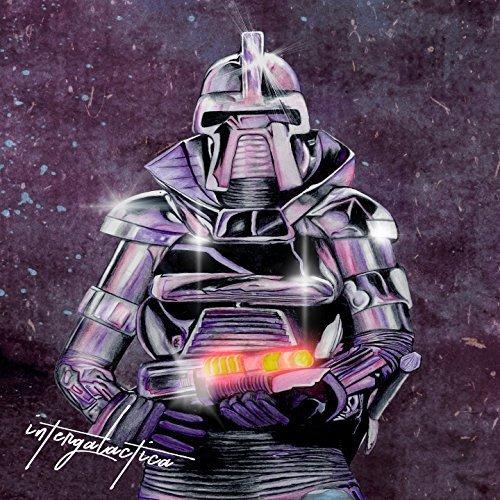 Cover: LGoony - Intergalactica (2016)