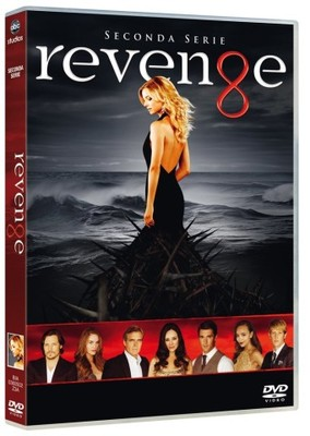 Revenge - Stagione 2 [Completa 6 dvd] (2013).Dvd5 Custom - ITA