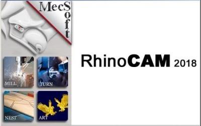 MecSoft RhinoCAM 2018 v.8.0.425 / v8.0.28