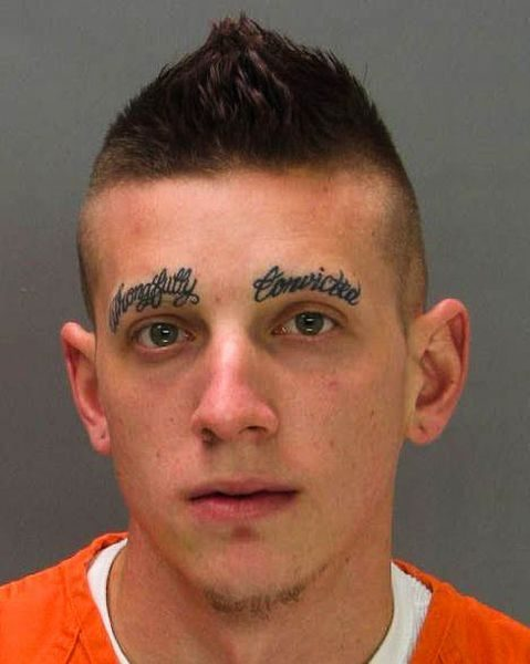 Dziwne i śmieszne tatuaże 21