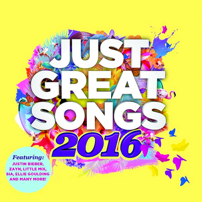 Just Great Songs (2016) .mp3 - 320kbps