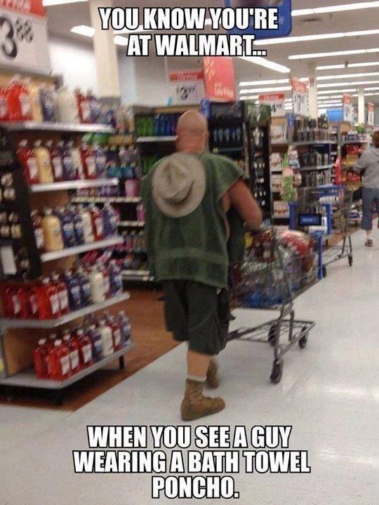 Tymczasem w Wallmart 4