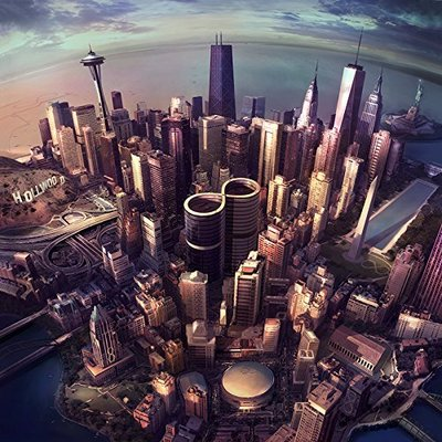 Foo Fighters - Sonic Highways (2014).mp3 - 128 Kbps