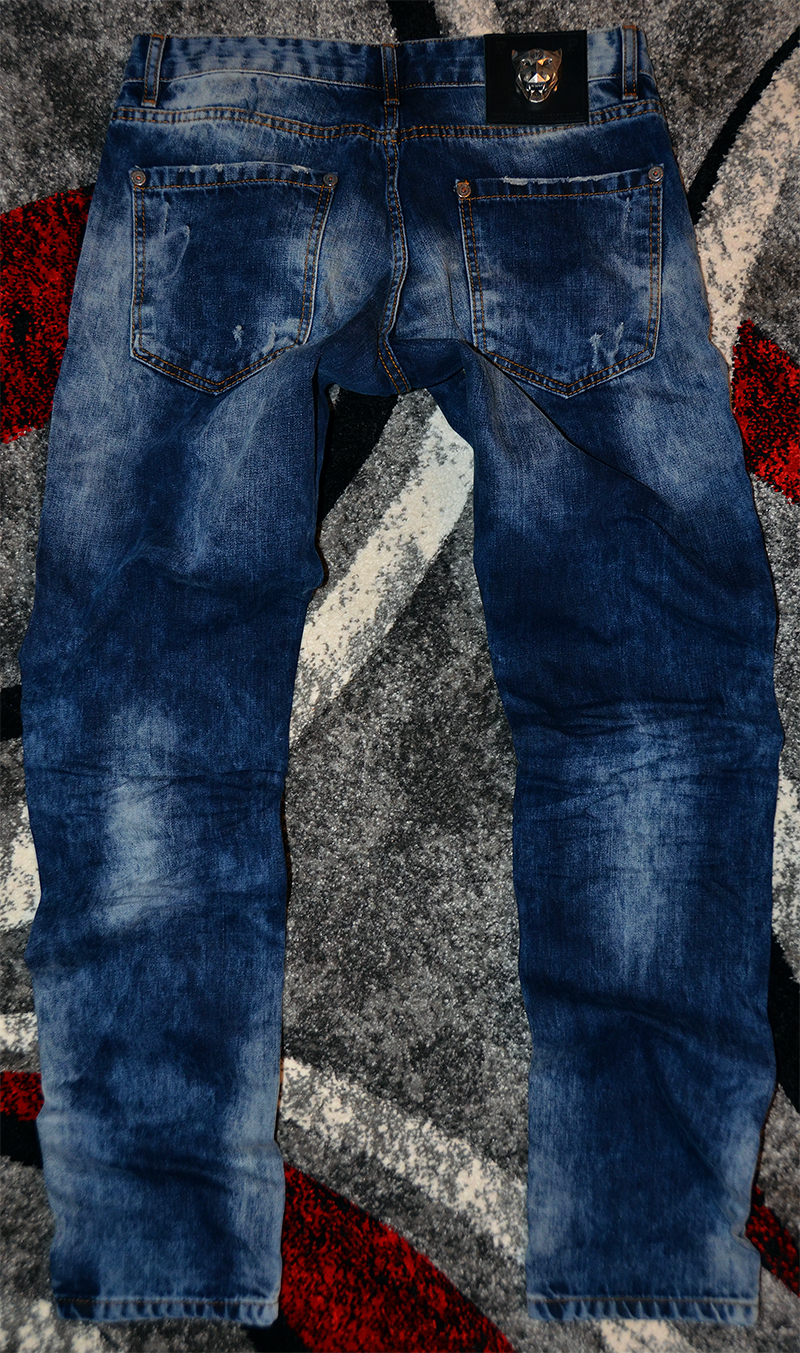 philipp plein jeans hose slim fit herren jeans gebraucht. Black Bedroom Furniture Sets. Home Design Ideas