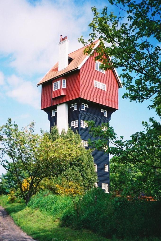 Dom w wieży ciśnień #2 14