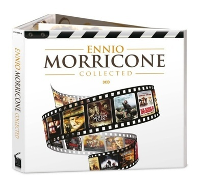 Ennio Morricone - Collected [3CD] (2014).Mp3 - 320kbps
