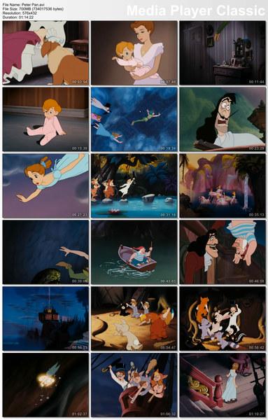 Peter Pan Ekran Görüntüsü 1