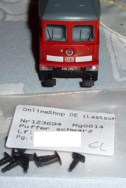 Trix Startpackung 21524 BR 234 mit IC Wagen 3r8uuo