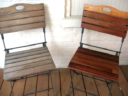teak l hart l holz l f gartenm bel holzschutz pflege l teak hartholz l lasur ebay. Black Bedroom Furniture Sets. Home Design Ideas