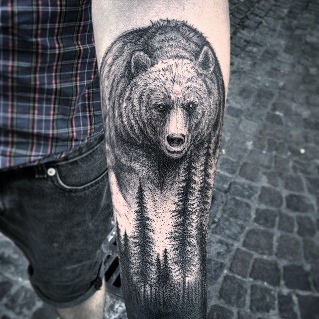 Świetne tatuaże #5 24