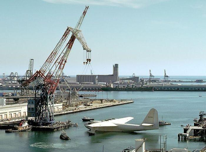 Największy hydroplan 26
