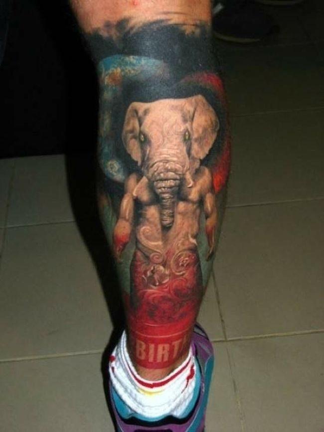 Świetne tatuaże #7 19