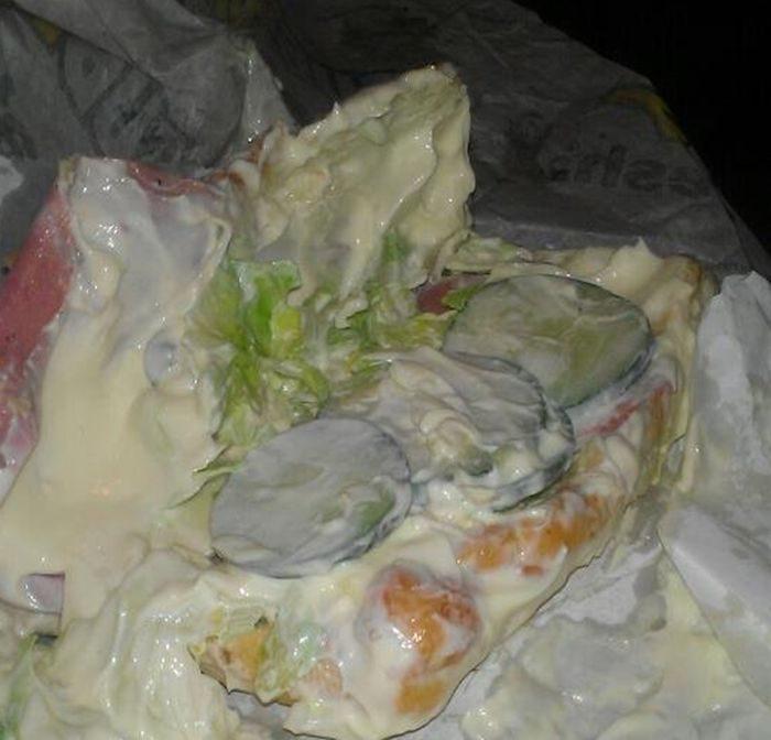 Fast foodowe koszmary 1