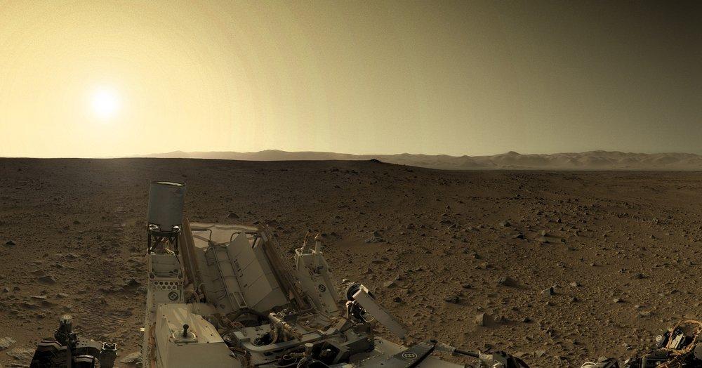 Zdjęcia z powierzchni Marsa 15