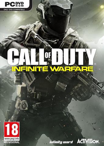Call of Duty Infinite Warfare Digital Deluxe Edition MULTi9 - ElAmigos