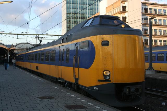 4018 Utrecht Centraal