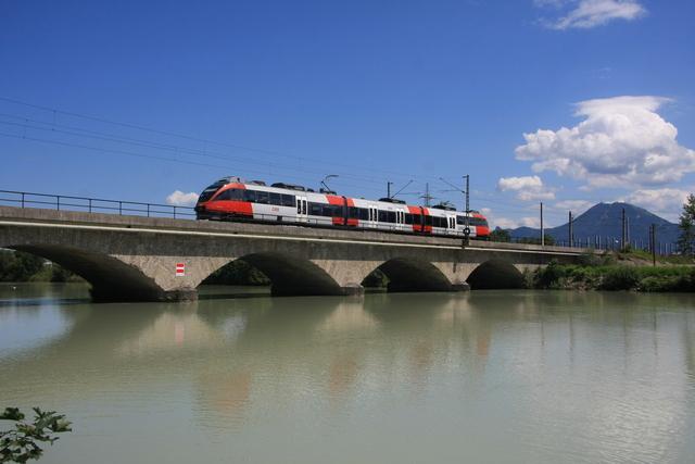 4023 003-9 Freilassing Saalach-Brücke