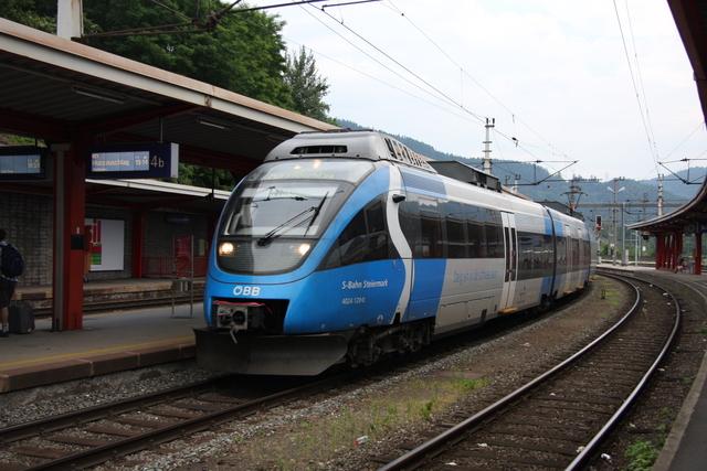 4024 120-0 S-Bahn Steiermark Bruck an der Mur