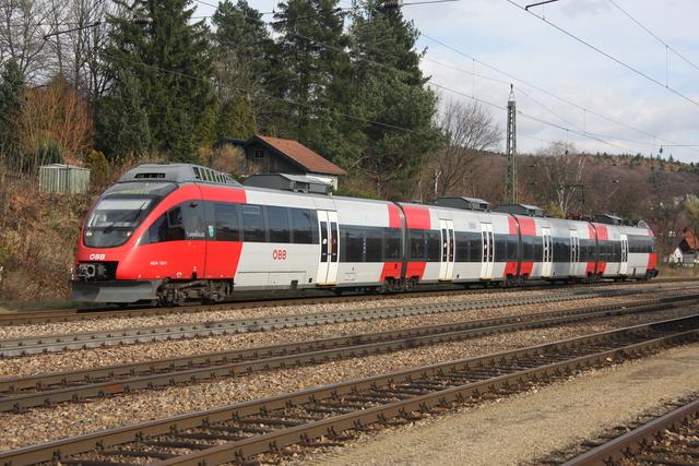 4024 132-5 Leopldstadt Tullnerbach-Pressbaum