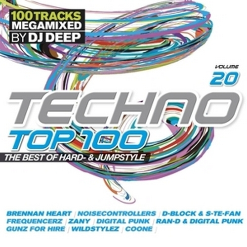 VA - Techno Top 100 Vol 20-2CD-2014-CENSORED Download
