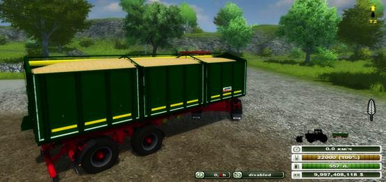Kroger HKD 402 Agroliner v 3.0 (MoreRealistic)