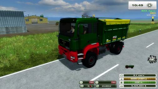 MAN Agroliner v 3.0 (MoreRealistic)