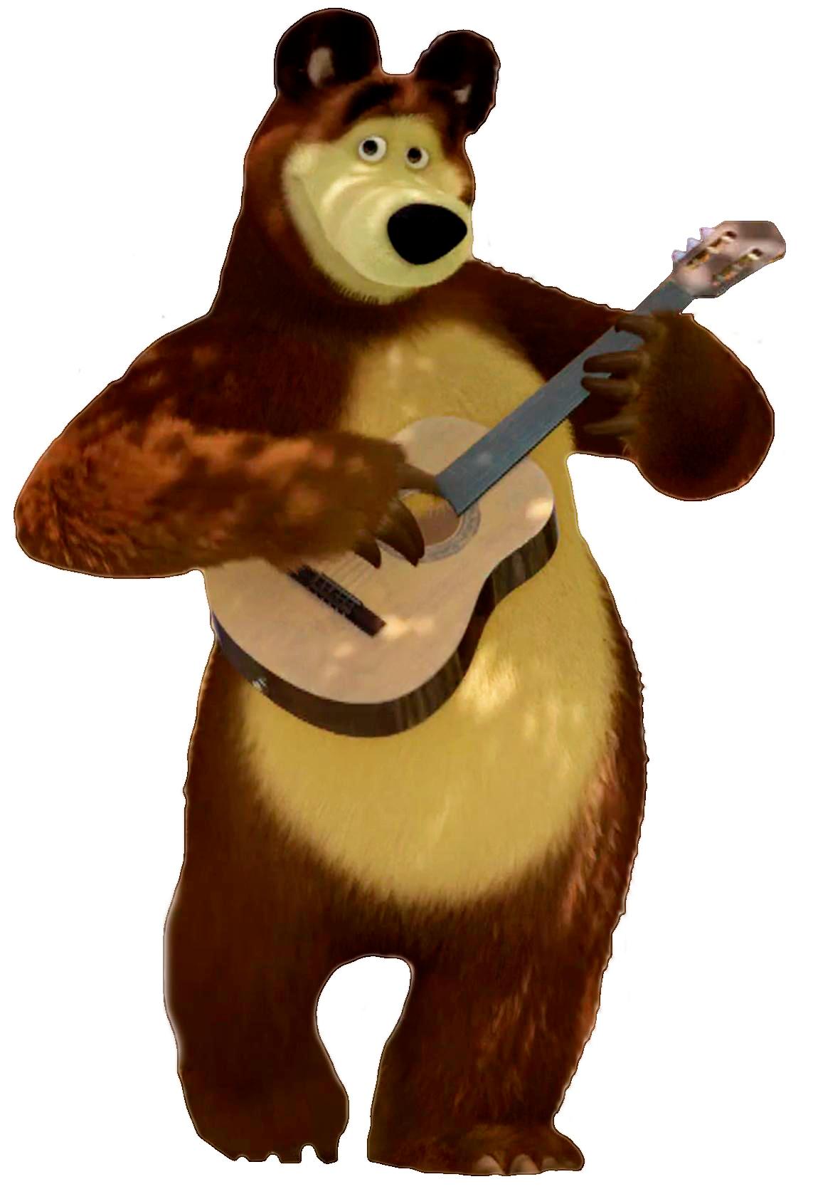Маша И Медведь Фоновая Музыка Из Мультфильма
