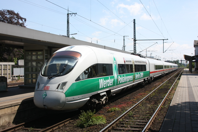 411 061-5 Pokalr Express Wunstorf