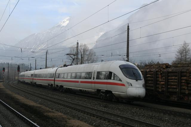 411 512-7 Frei und Hansstadt Hamburg Brixlegg