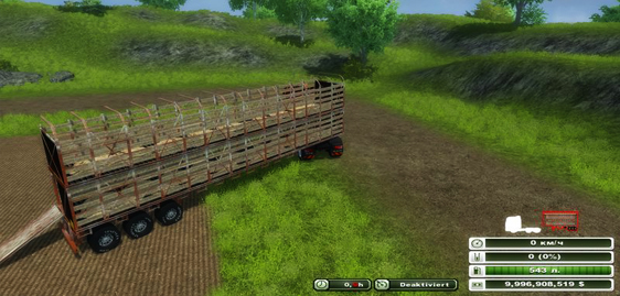 Livestock trailer v 1.1