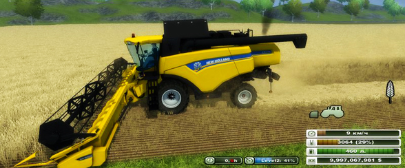 New Holland CX 6090 v 1.0
