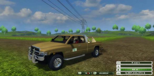 Dodge Ram 1500 v 1.0