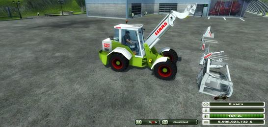 Claas Ranger 940 GX v 1.1