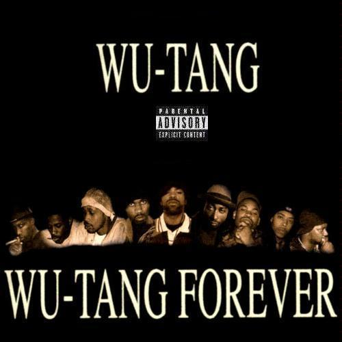 Cover: Wu-Tang Clan - Wu-Tang Forever (Internationale Version) (1997)