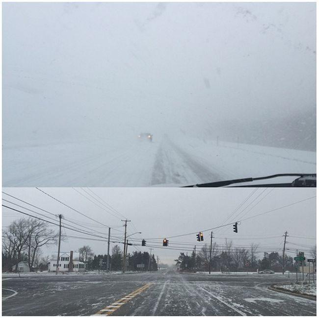Śnieżyce w USA 9