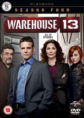 Warehouse 13 - Stagione 4 (2013) (Completa) DLMux 720p AC3 ITA ENG mkv