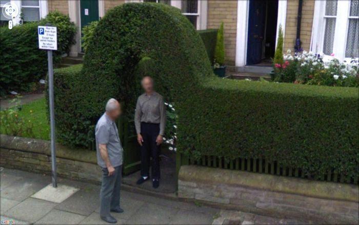 Nietypowe zdjęcia z Google Street View 4