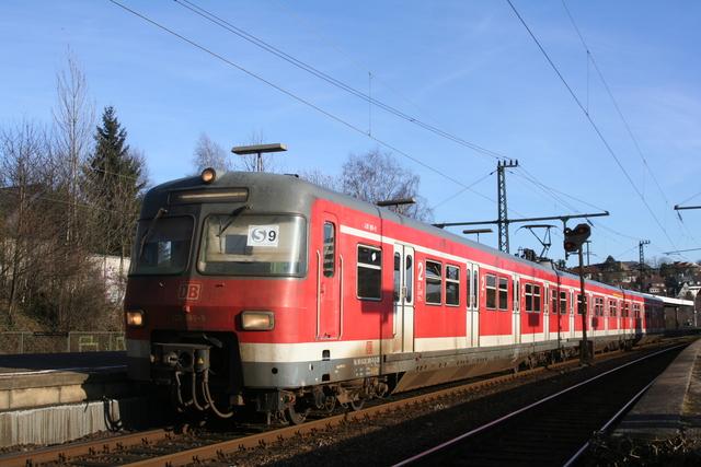 420 189-9 Essen-Steele