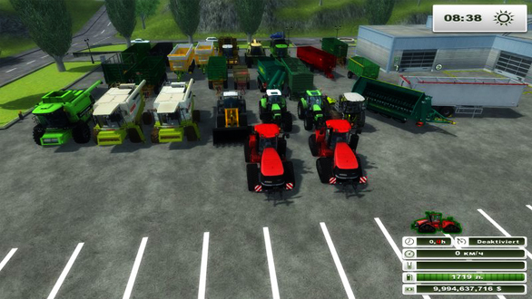 Vehicle Pack core city v 1.0