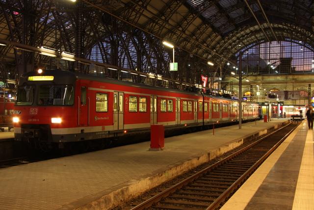 420 809-6 Frankfurt (Main) Hbf