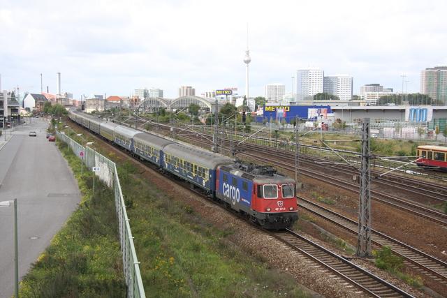421 314-0 Berlin Warschauerstraße